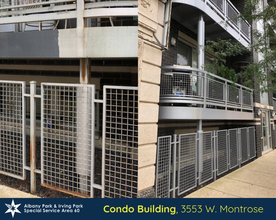 Condo building, 3553 W. Montrose (1)