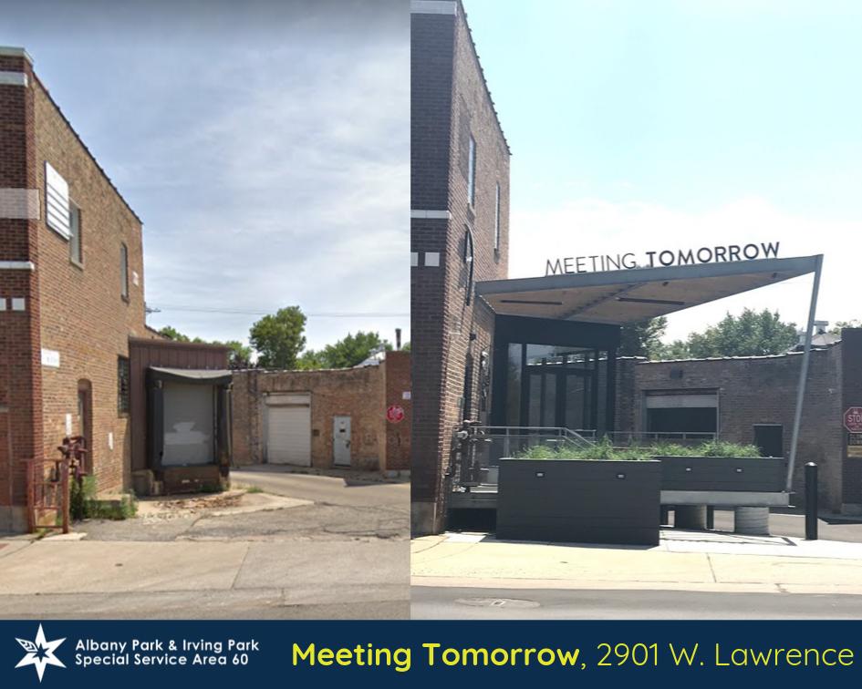 Meeting Tomorrow, 2901 W. Lawrence (2)