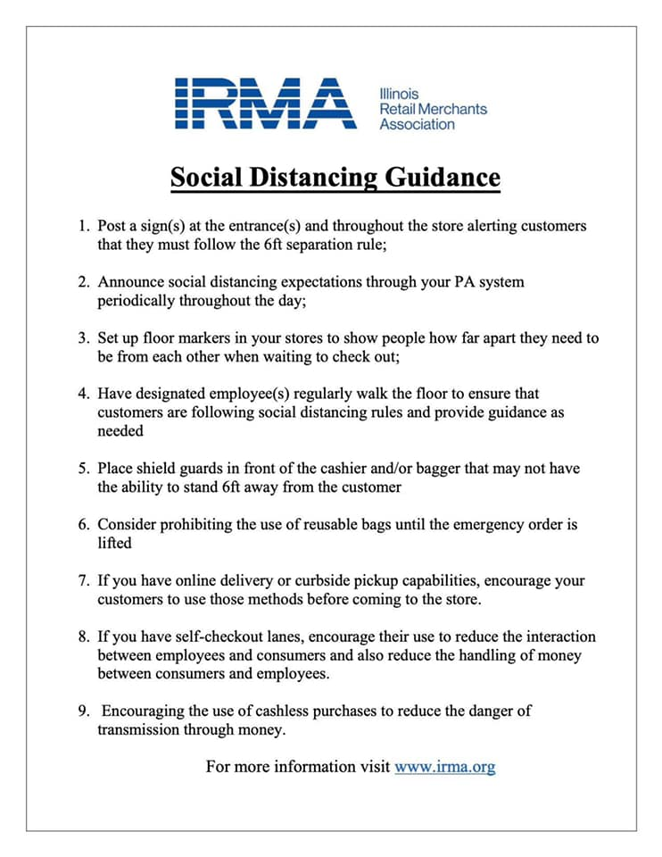 Business Social Distancing Guidelines (JPG)