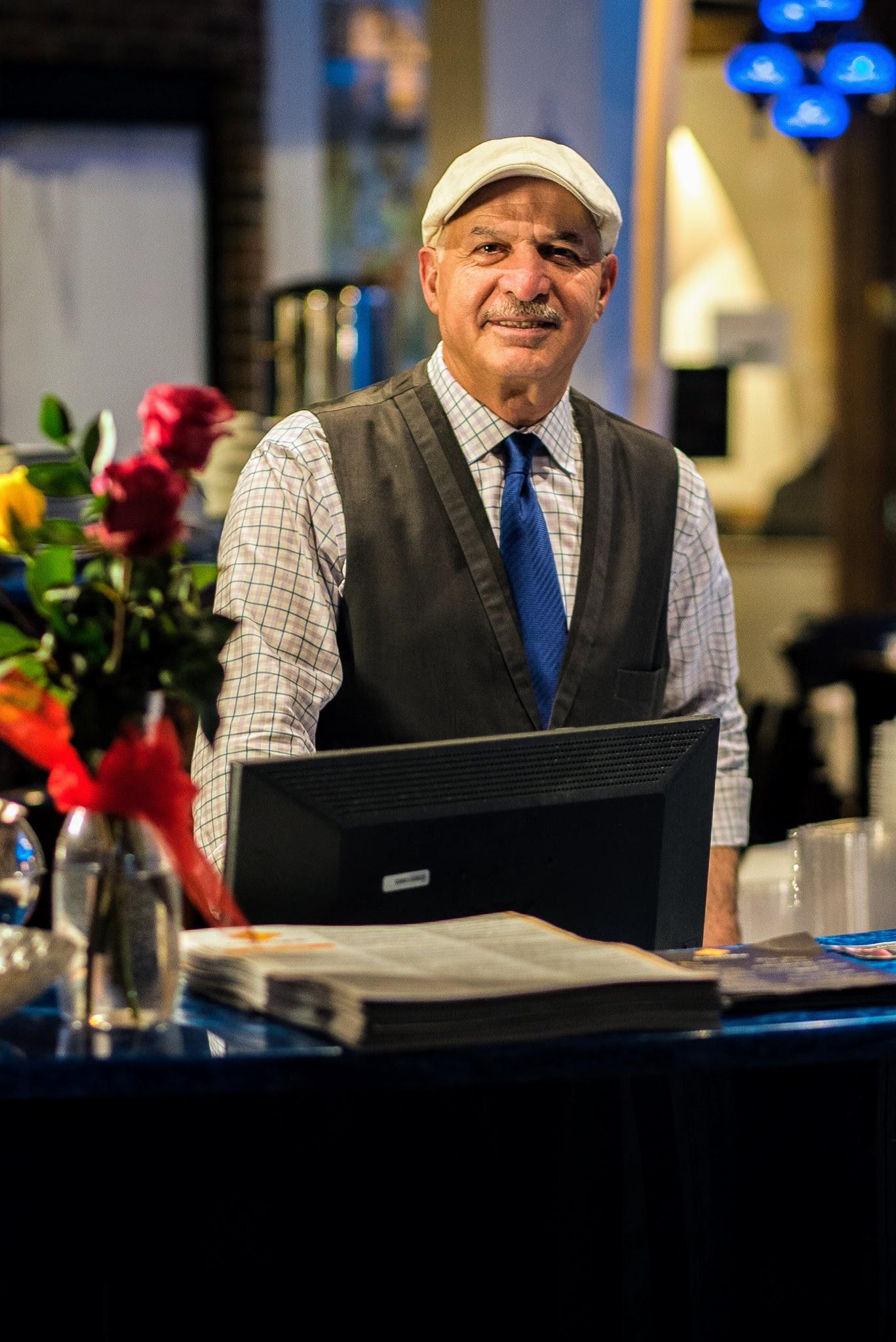 Owner of Noon O Kabab