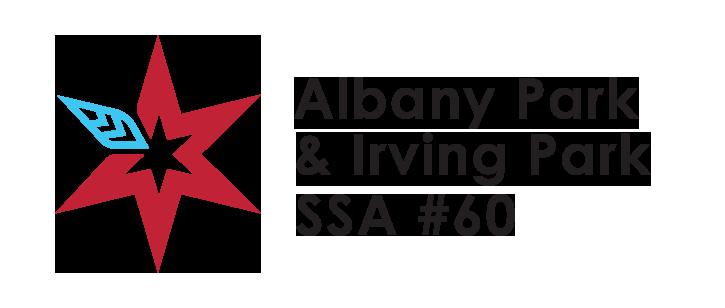 SSA 60 logo Albany and Irving Park