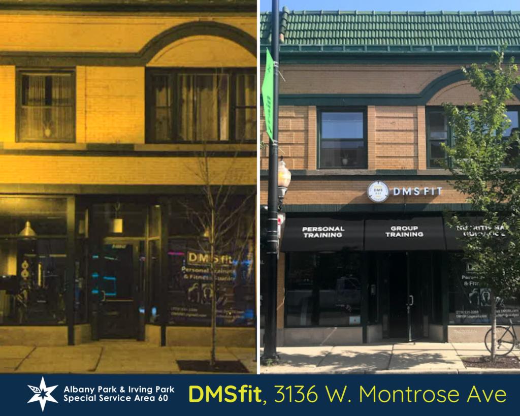 DMSfit, 3136 W. Montrose Ave