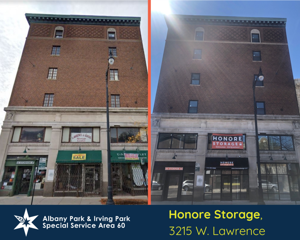 Honore Storage, 3215 W Lawrence